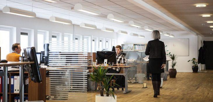 Firma informatyczna biuro