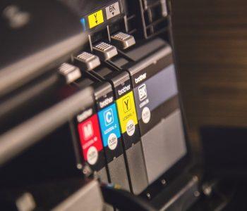 tusz do drukarki kolorowy
