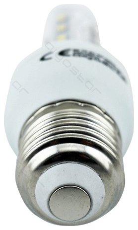 Żarówka LED B5 T3 2U E27 6400K, 9W, 780lm, walec, światło białe zimne, 15000h