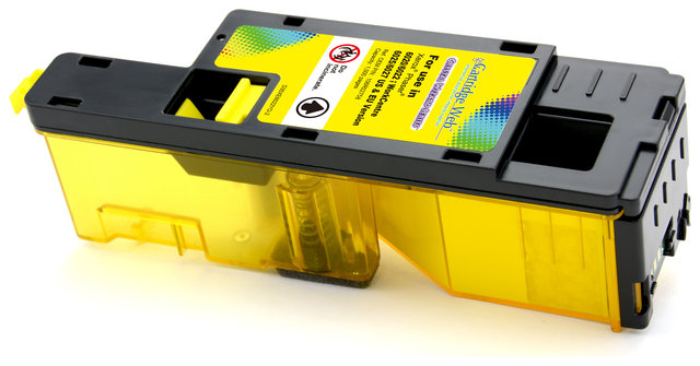 Toner Cartridge Web Yellow Xerox 6020/6022 zamiennik 106R02762, 1000 stron