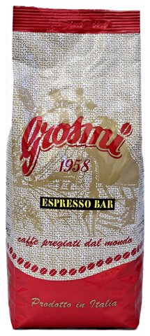 Kawa ziarnista Grosmi Espresso Bar 1kg