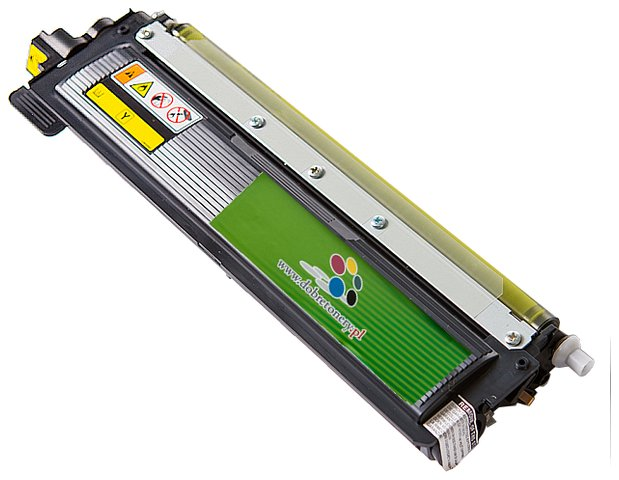 Toner zamiennik DT230YB do Brother HL3040 HL3040CN HL3070 HL3070CW DCP9010 DCP9010CN MFC9120 MFC9120CN MFC9320 MFC9320CW, pasuje zamiast Brother TN230Y Yellow, 1400 stron
