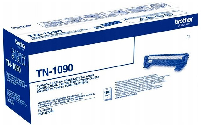 Oryginał Toner Brother do HL-1222WE, DCP-1622WE  | 1 500 str. | czarny black