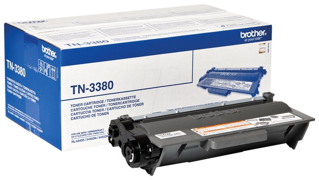 Oryginał Toner Brother do HL-5450/HL6180 | 8 000 str. | czarny black