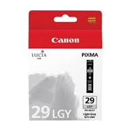 Oryginał Tusz Canon  PGI29LGY do Pixma PRO-1 |  light grey