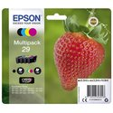 Epson Tusz Stylus XP235 T29 CMYK4pack 5,3/3x3,2ml