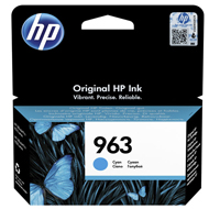 Oryginał Tusz HP 963 do OfficeJet Pro 901* | 700 str. | Cyan