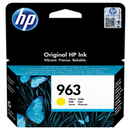 Oryginał Tusz HP 963 do OfficeJet Pro 901* | 700 str. | Yellow