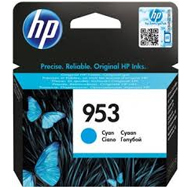 Oryginał Tusz HP 953 do OfficeJet Pro 8210/8710/8715/8720/8725 | 700 str. | cyan