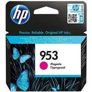 Oryginał Tusz HP 953 do OfficeJet Pro 8210/8710/8715/8720/8725 | 700 str. | magenta