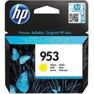 Oryginał Tusz HP 953 do OfficeJet Pro 8210/8710/8715/8720/8725 | 700 str. | yellow