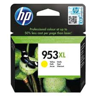 Oryginał Tusz HP 953XL do OfficeJet Pro 8210/8710/8715/8720/8725 | 1 600 str. | yellow