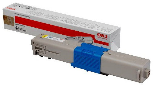 Oryginał Toner Oki do C532/MC573 | 1500 str. | yellow