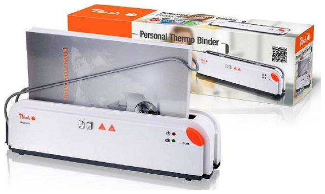 Termobindownica Peach A4 Thermal Binder - PB200-70
